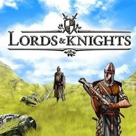 Lords & Knights Screenshot 1